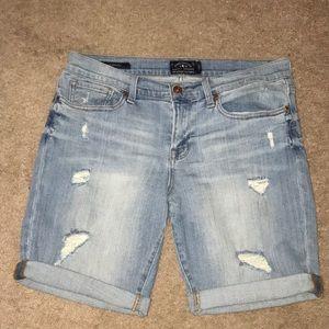 NWOT Lucky Brand Denim Shorts